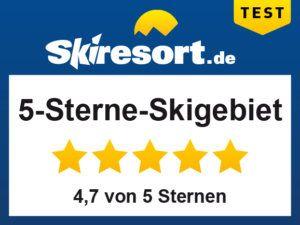 5-Sterne-Skigebiet
